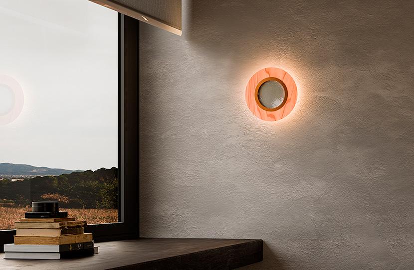 Lens circular- LED