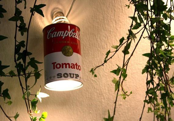 Canned Light de Ingo Maurer
