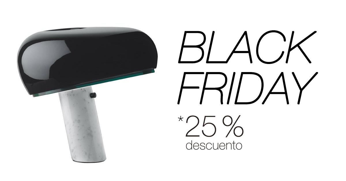 Black Friday 25% de descuento