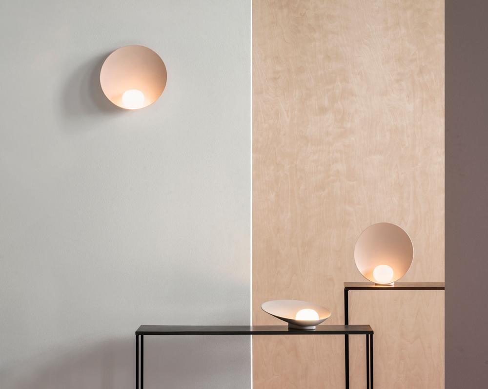 """""""Musa"""" de Note Design Studio para Vibia (funciona también como centro de mesa con luz)"""