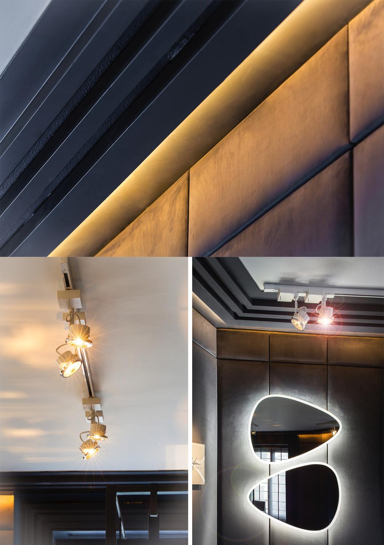 Detalles de iluminación