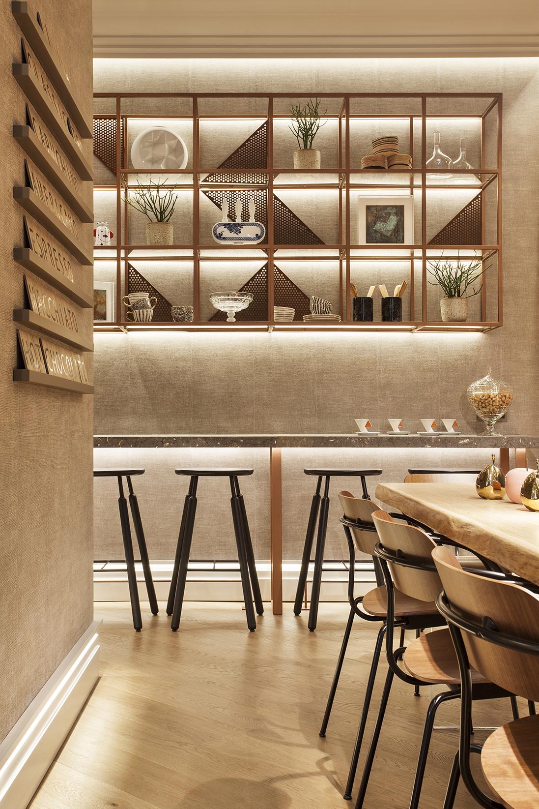 Restaurante AC Hotels en Casa Decor 2019