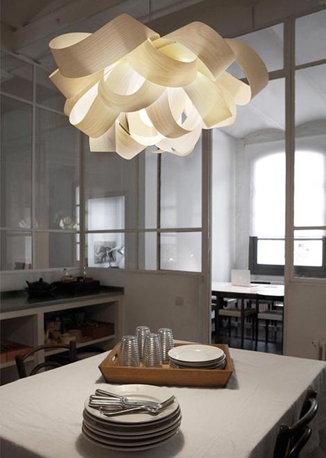 lámpara sencilla